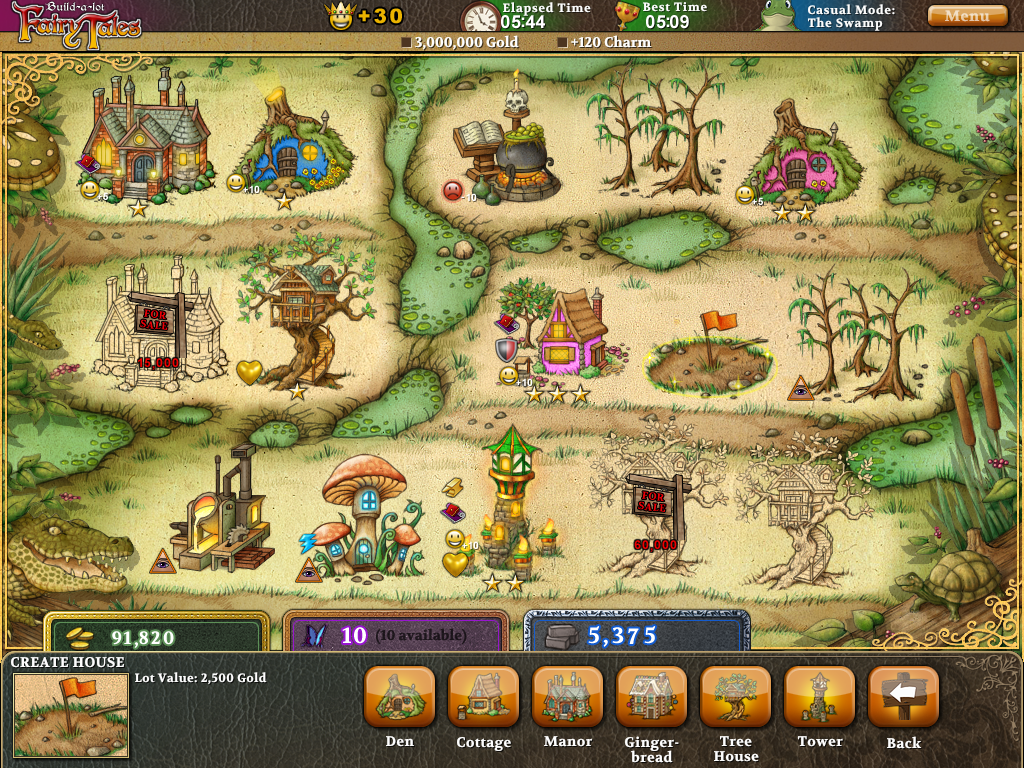Build-a-lot Fairy Tales Screenshot