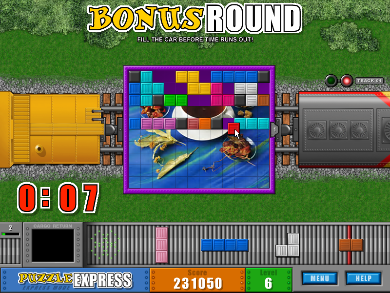 Puzzle Express Screenshot