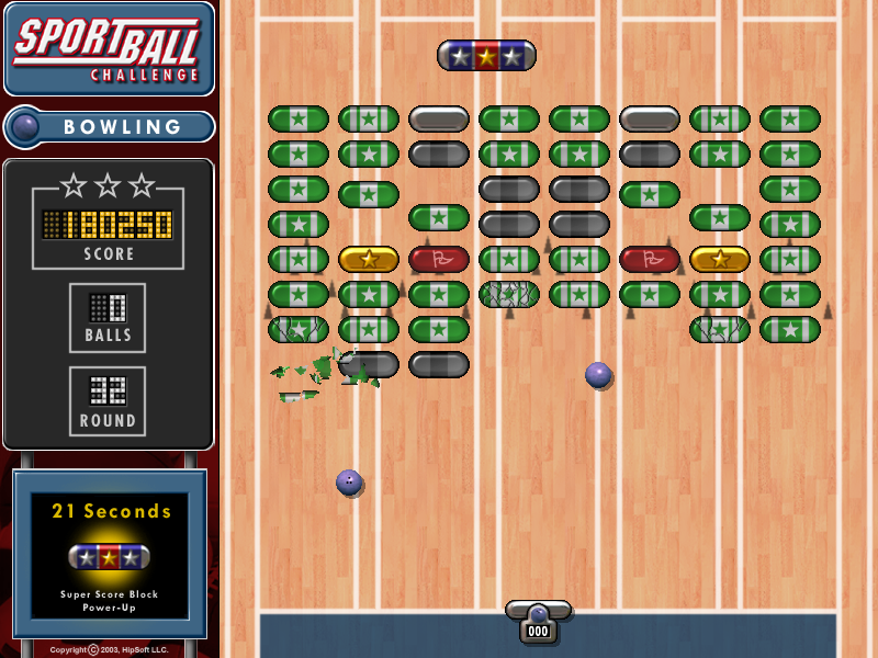 Sportball Challenge Screenshot
