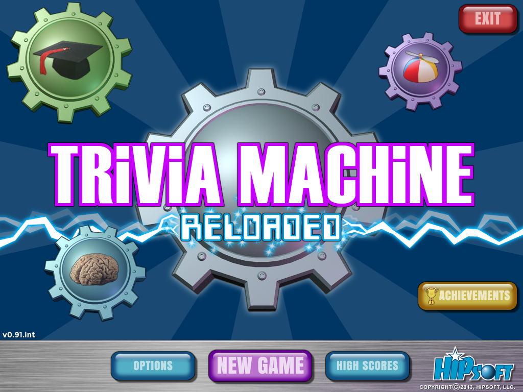Trivia Machine Reloaded Screenshot